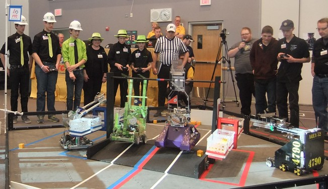 Las Vegas FTC Tournament